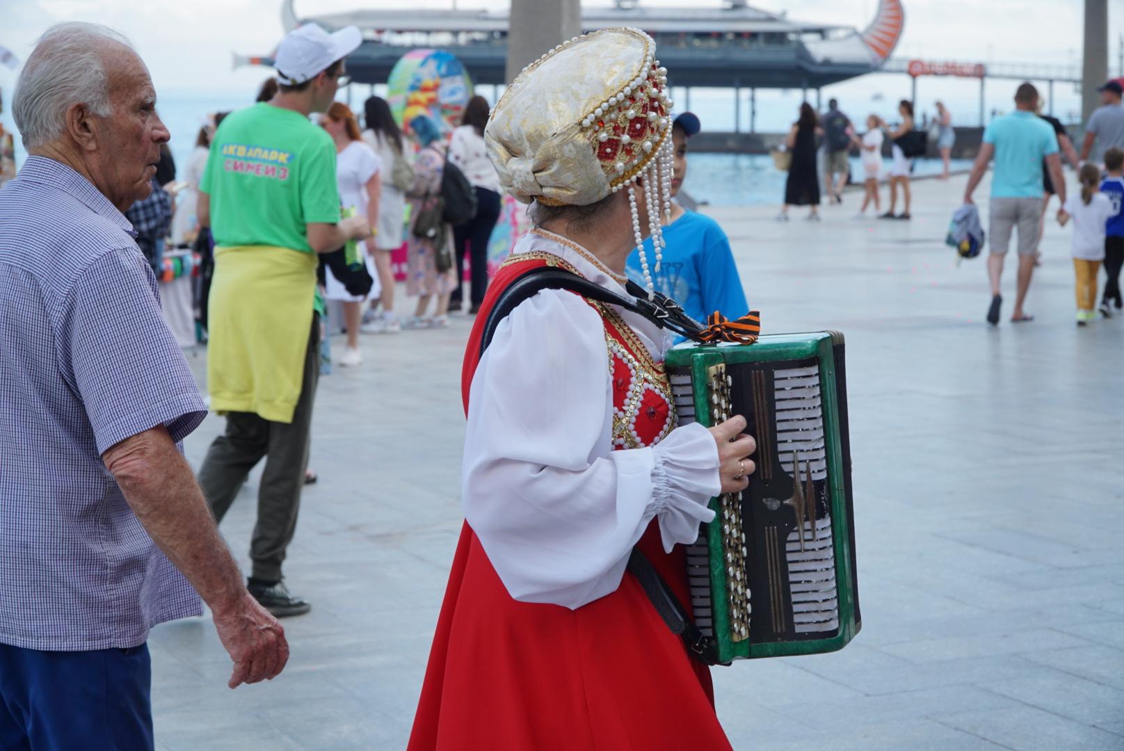 В Ялте отмечают фестиваль «Великое русское слово». Фоторепортаж