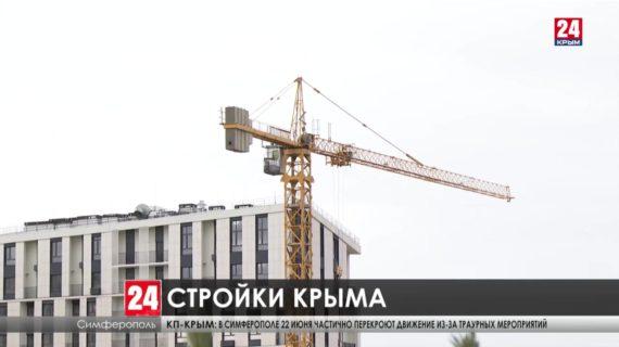 10 крымский компаний стали призёрами конкурса «ТОП ЖК-2021»