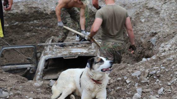 В Ялте до сих пор не нашли женщину, пропавшую без вести во время потопа