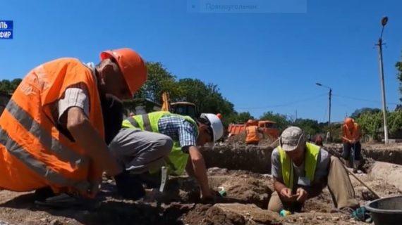 В Севастополе возобновили раскопки южного пригорода Херсонеса
