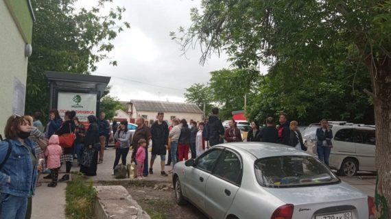 В Симферополе женщина сообщила о «минировании» больницы, чтобы забрать сына домой
