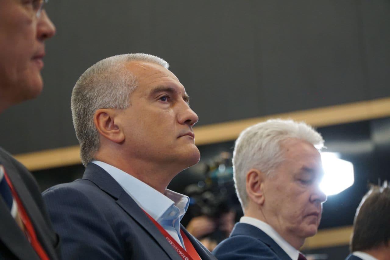 Аксёнов назвал залог успешного развития Крыма