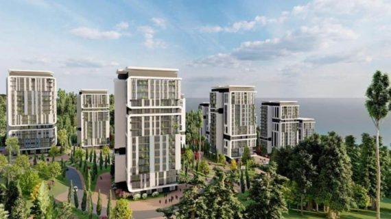 120 льготников получат квартиры в новом ЖК в Партените