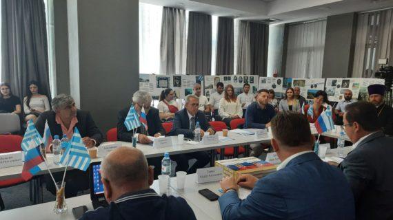 В Крым прибыла делегация из Греции