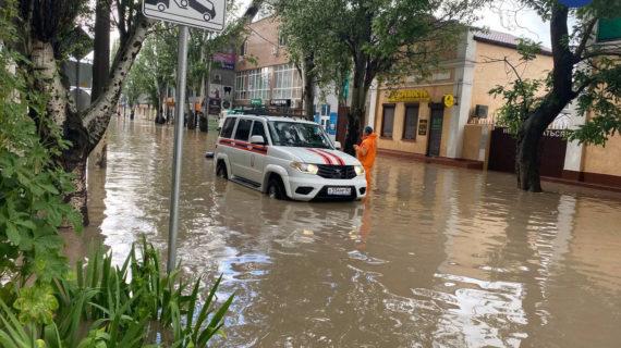 Новые данные по ЧП в Керчи: затоплено более 200 домов