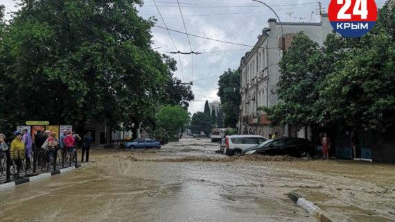 Генпрокурор РФ взял на контроль ликвидацию ЧС в Республике Крым