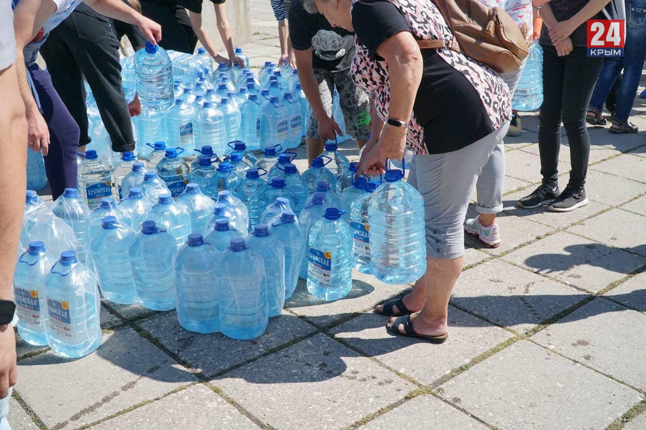 В Ялте начал работать оперативный штаб добровольцев и волонтёров