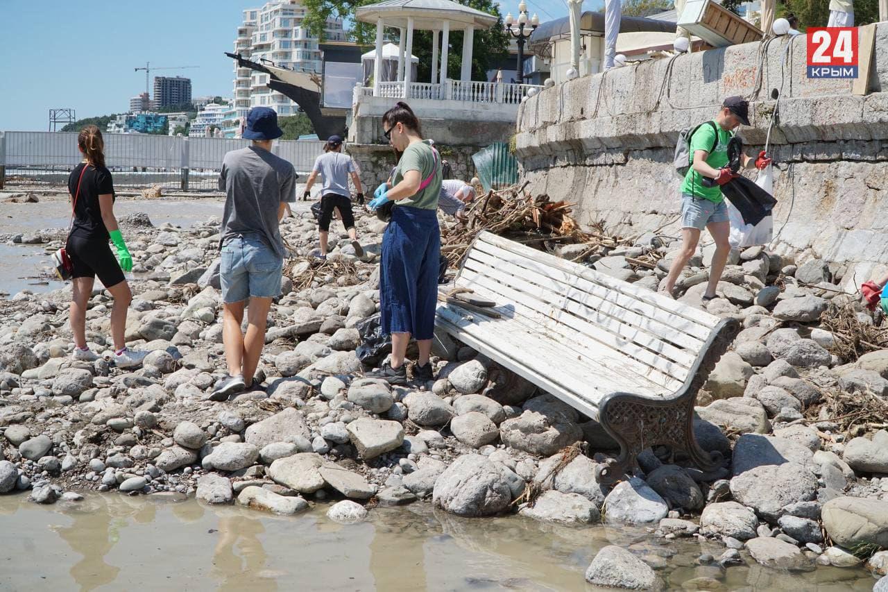 Порядка 319 крымчан получили компенсационные выплаты из-за потопа