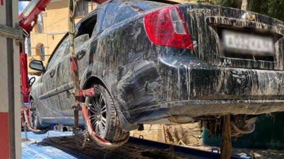 Порядка 883 заявки на компенсацию от владельцев утонувших автомобилей поступило властям Крыма