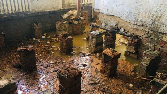 В Керчи комиссия оценивает ущерб жилья в зоне подтопления