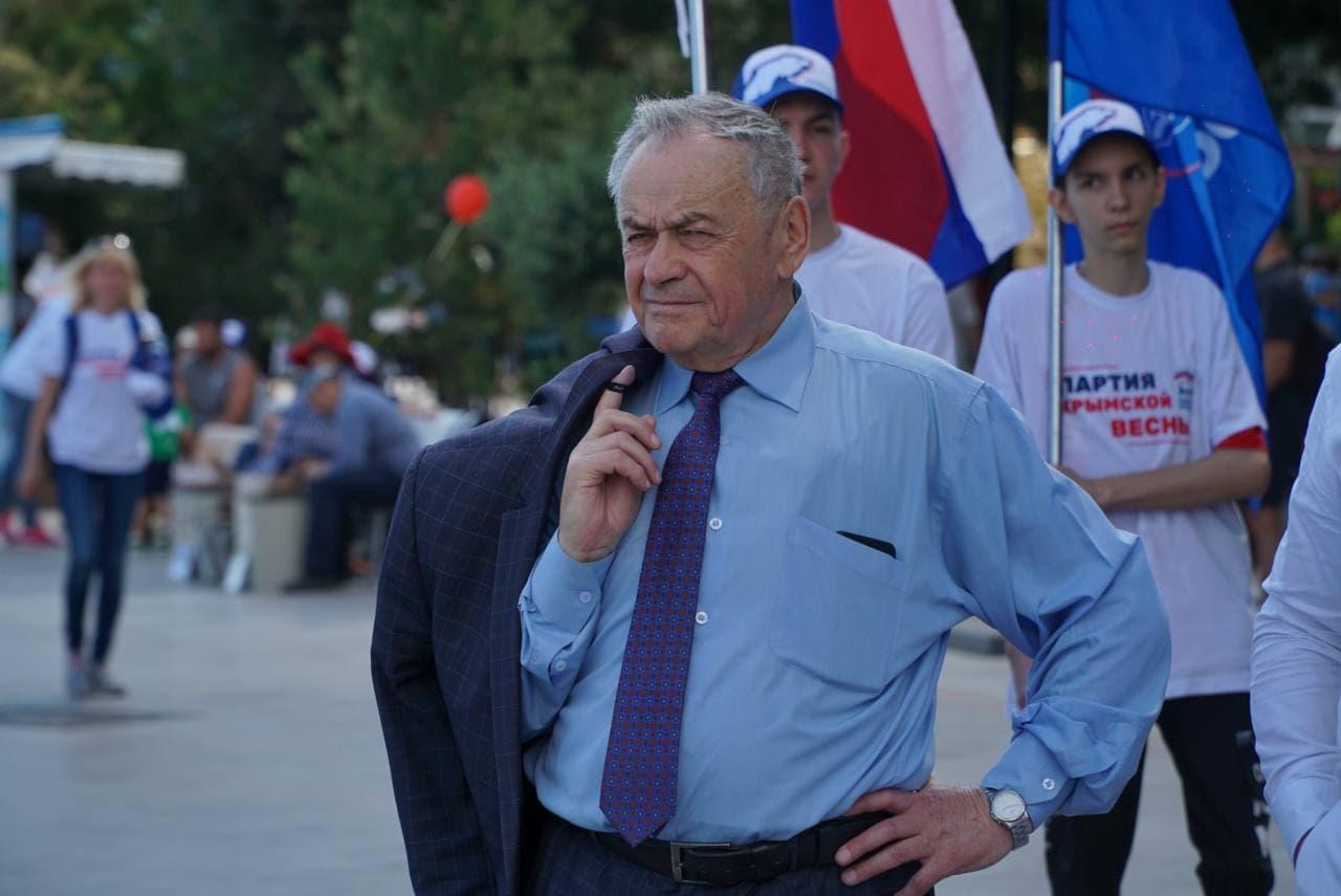 В Госсовете РК назвали политическими отбросами делегатов, которые приедут на саммит так называемой «Крымской платформы»