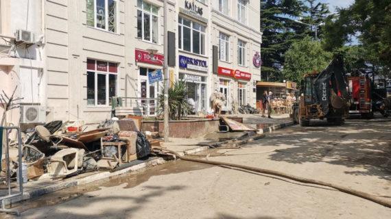 Порядка 7 миллиардов рублей понадобится Ялте на восстановительные работы