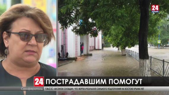 Количество пострадавших домов в Керчи постоянно растёт
