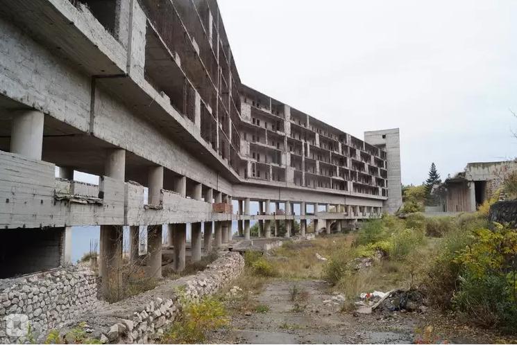 Новые рабочие места в Кацивели: на месте недостроя появится туристическо-рекреационный кластер