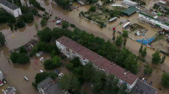 «В первую очередь решила спасать кота»: истории керчан, пострадавших из-за потопа