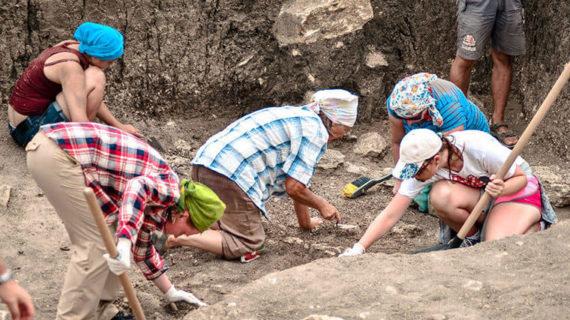 Археологи зовут волонтёров поучаствовать в раскопках крепости и древнего некрополя