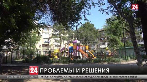 Сергей Аксёнов встретился с жителями Железнодорожного района Симферополя