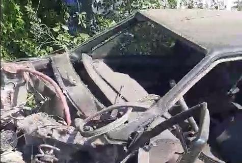 Стали известны подробности аварии на ЖД-переезде в Октябрьском