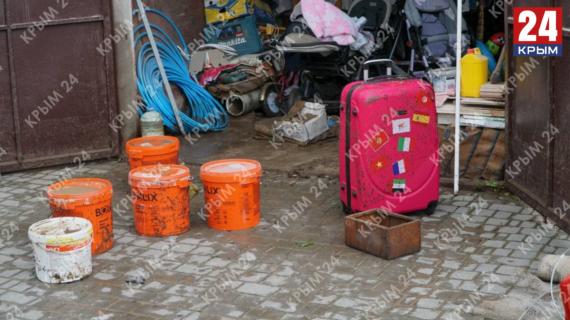 Пострадавший от паводка психоневрологический интернат в Соколином расчистят к завтрашнему утру