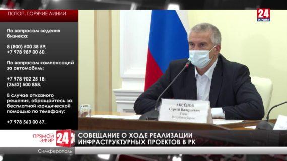 Совещание о ходе реализации инфраструктурных проектов в РК 08.07.21