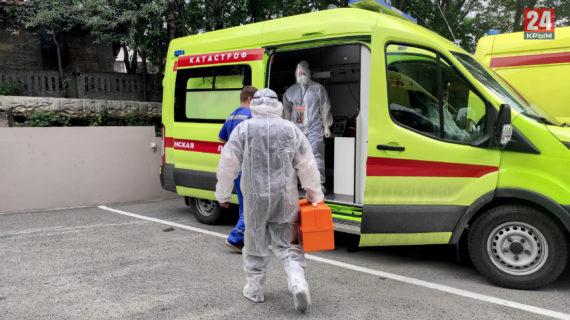 За сутки 394 человека заболели коронавирусом в Крыму