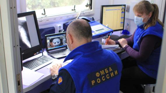 ФМБА России пришлёт в Ялту сводный медицинский отряд