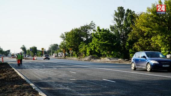 Крым на первом месте в России по количеству отремонтированных дорог, - Аксёнов