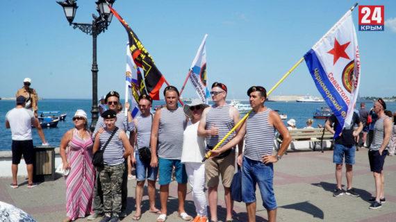 Как празднуют День ВМФ в Севастополе. Фоторепортаж