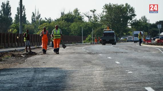 В этом году в Симферополе отремонтируют 74 дороги