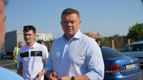 Глава Крыма подписал указ об отставке вице-премьера Кабанова