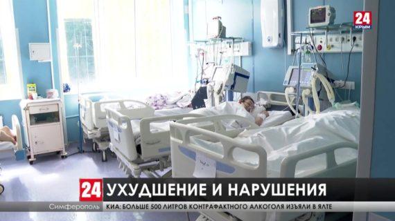 В Крыму растёт количество заражённых коронавирусом