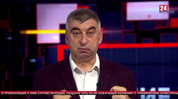 Мнение 24. Драка в Симферополе: вид из окна интернет-ресурсов и взгляд из Кремля