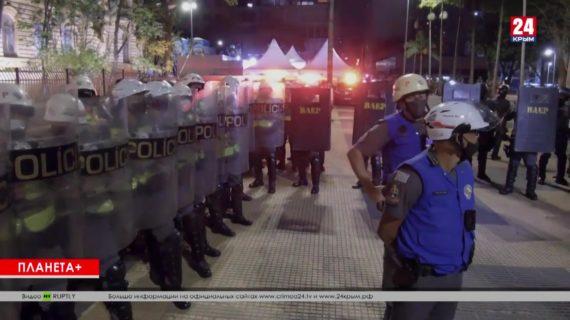 #Планета +: Протесты на Кубе, насилие в ЮАР, недовольство в Бразилии