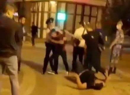 Следком проводит проверку по факту драки в центре Симферополя