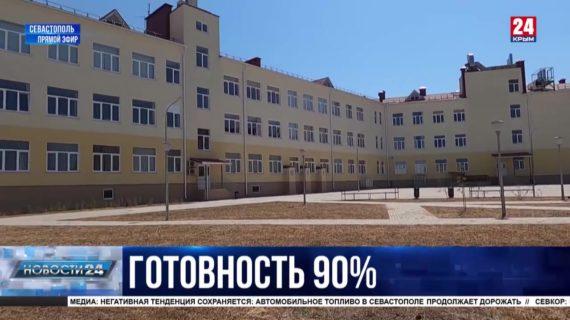 Детский сад на улице Шевченко готов на 90%. Когда открытие?
