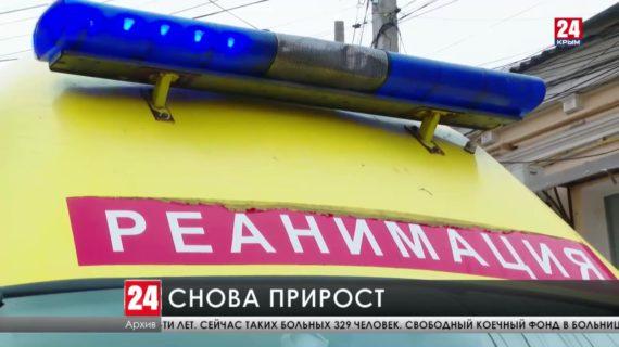 Больше сотни детей госпитализированы в больницы Севастополя