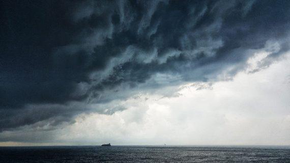 Российские военные начали следить за действиями итальянского корабля в Чёрном море