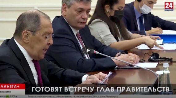 #Планета: Число погибших в ФРГ растёт, Лавров в Узбекистане, «Принцесса филателии» на «Сотбис»