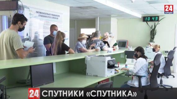 Какой препарат выбрать и сколько крымчан уже привиты от коронавируса