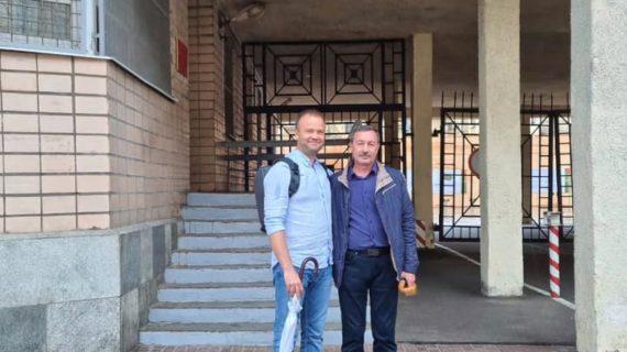 Как министр строительства и архитектуры Крыма проводит свой отпуск. ФОТО