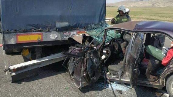 4 человека пострадали в ДТП на трассе «Таврида»