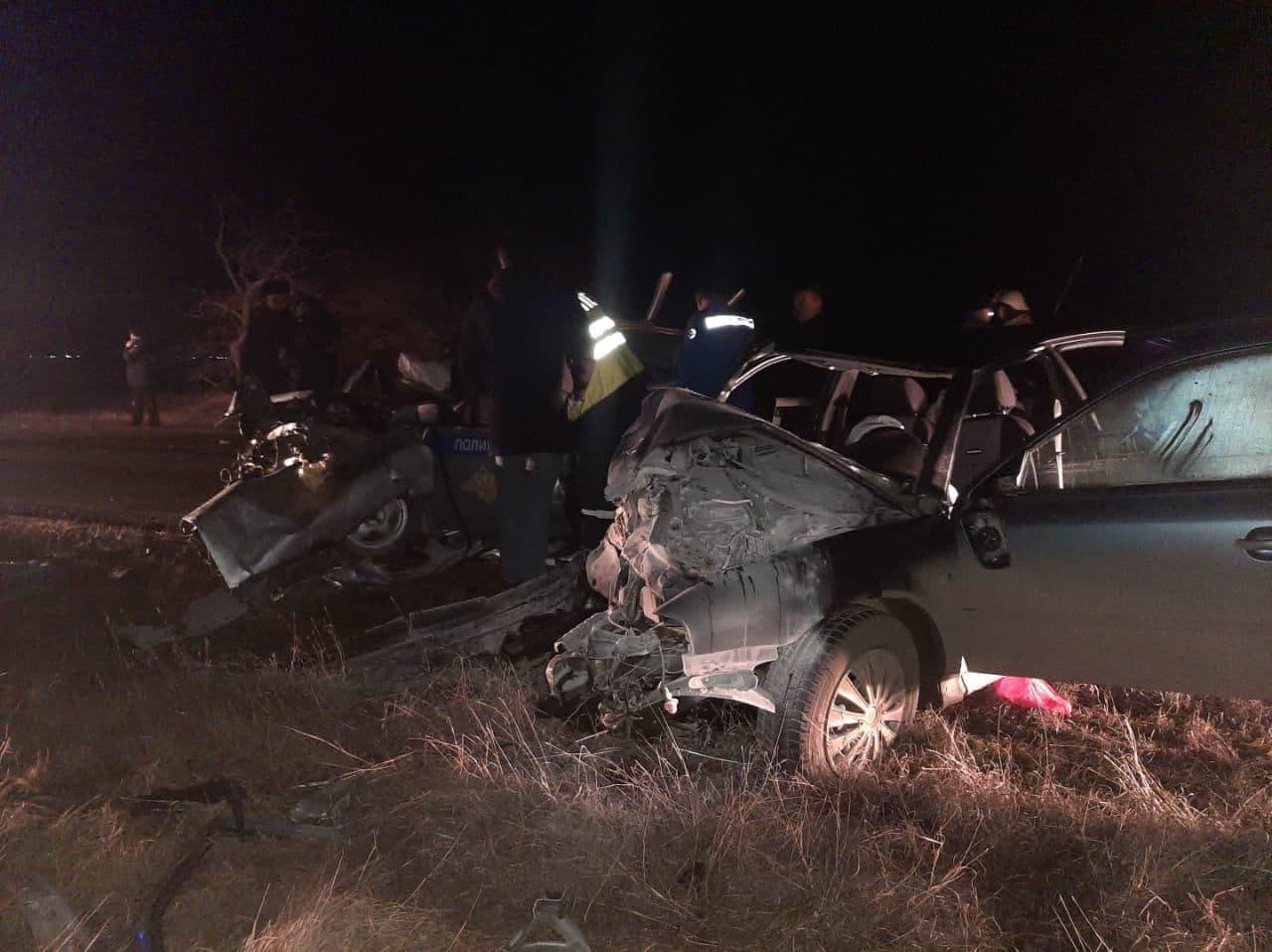 Участник ДТП, в котором погибло трое полицейских, мог предотвратить аварию