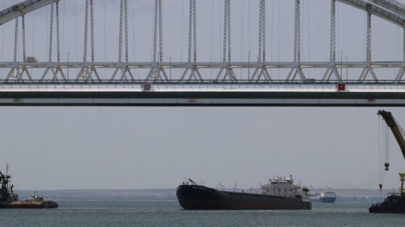 Учёные исследуют пробы воды в Керченском проливе после разлива нефти под Новороссийском