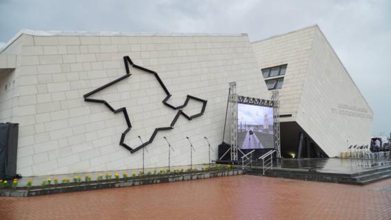 Мемориальный комплекс жертвам депортации «Сюрень» готов принимать посетителей