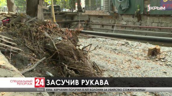 Города Крыма ждут генеральную уборку