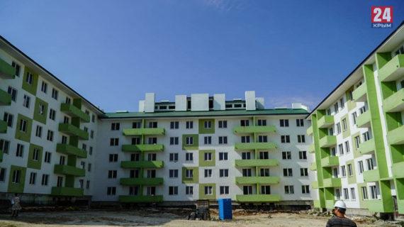 В Симферопольском районе построят два многоэтажных дома для депортированных граждан