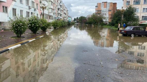 Власти выделили более 30 миллионов рублей пострадавшим после августовского потопа на Керченском полуострове