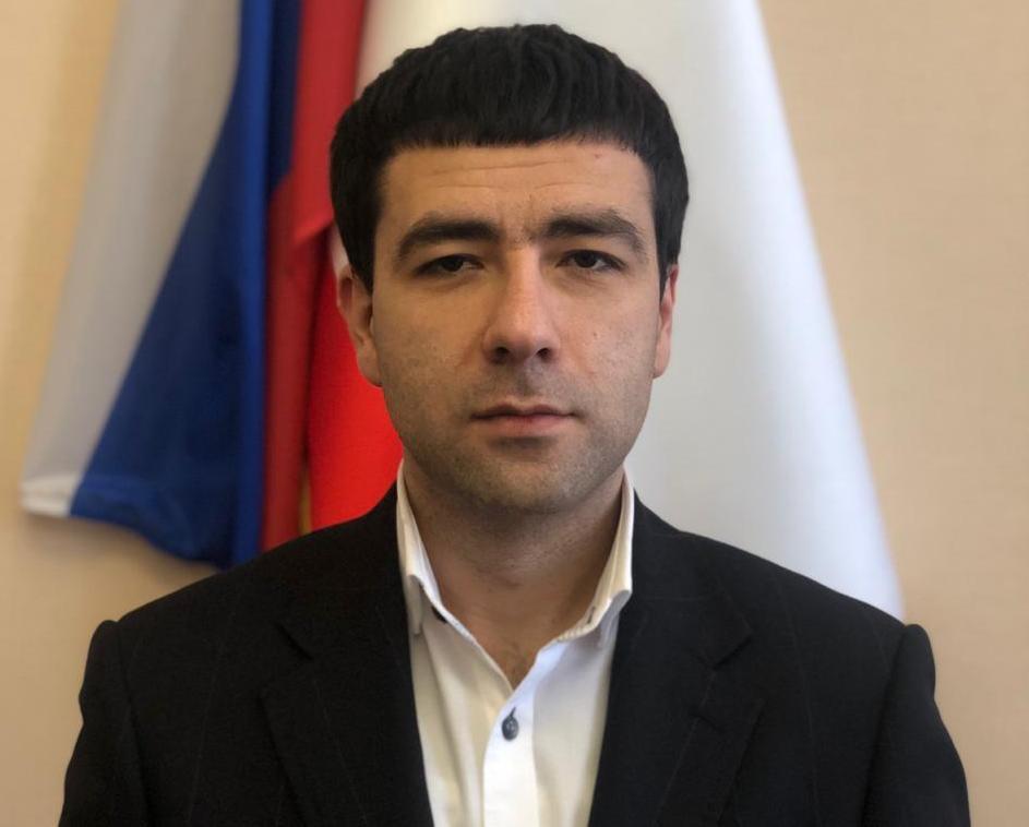 Петросян стал врио министра строительства и архитектуры Крыма