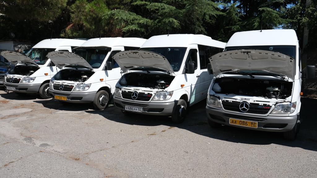 В Ялте появятся 25 новых автобусов