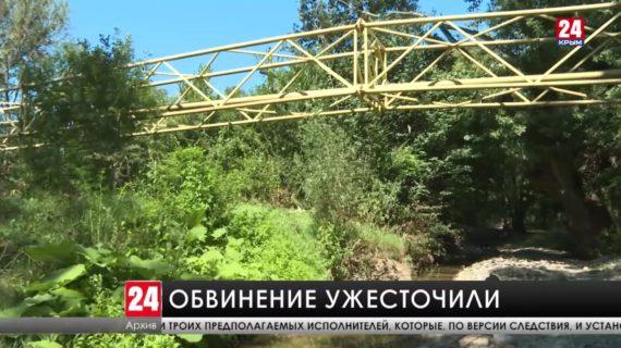 Нариману Джелялову предъявлено обвинение в диверсии по делу о подрыве газопровода в Крыму